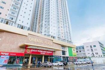 Cho thuê căn hộ Oriental Plaza, 80m2 (2PN), full đồ, giá: 12,5tr/th. LH: 0981170149 Anh Văn