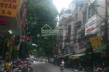 Rẻ nhất, duy nhất phố Chiến Thắng Hà Đông 10 tỷ 3, nhà 2 mt, hè rộng, kinh doanh lh 0917432358
