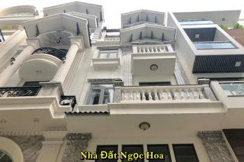 Bán nhà phố khu đồng bộ đường Thống Nhất, P. 16, Gò Vấp, nhà đẹp đúc thật 4 tấm full nội thất