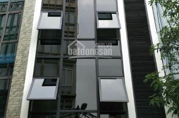 Bán nhà mặt đường phố Tân Mai - Kim Đồng, Hoàng Mai 55m2 x 6 tầng thang máy KD sầm uất, giá 11,6 tỷ