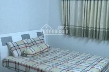 Cho thuê căn hộ 2 phòng ngủ chung cư cao cấp Luxcity 528 Huỳnh Tấn Phát, Q.7. Nội thất đầy đủ=11.5T