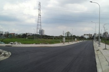 Bán đất sổ đỏ KDC Happy Riverside Q9, giá từ 15tr/m2/100m2 (5x20m) xây dựng tự do, LH: 0778153266