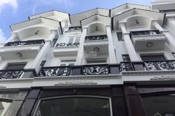CC chưa qua đầu tư bán gấp nhà HXH đường Hoàng Hoa Thám, P5, Q. Bình Thạnh (trệt, 2 lầu, ST)