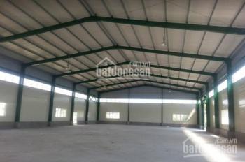 Cho thuê kho xưởng 3000m2 đường Hồ Văn Long, P. Tân Tạo, Q. Bình Tân