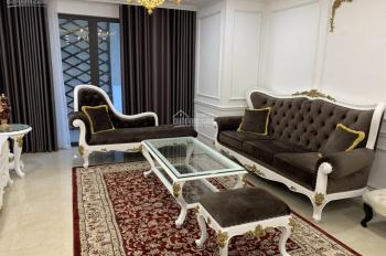 Cho thuê căn hộ D'Le Pont D'or Tân Hoàng Minh, Hoàng Cầu 110m2, 2PN, đủ đồ, view hồ, chỉ 16tr/tháng
