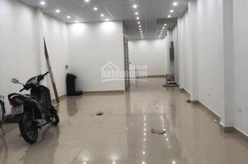 Cho thuê cửa hàng mặt phố Nguyễn Lương Bằng tầng 1: 90m2, MT 4,3m, giá 35tr/tháng. LH: 0948990168