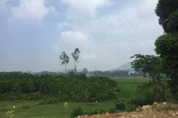 Cần bán 10800m2 đất view cánh đồng địa thế vô cùng đắc địa, giá hấp dẫn tại Yên Trung, Thạch Thất