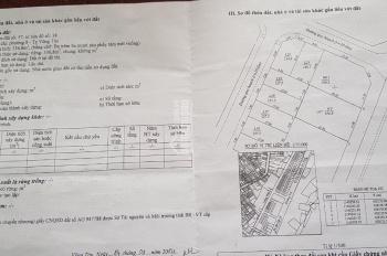 Đất mặt tiền xây dựng thương mại dịch vụ kết hợp ở 11 tầng (khu MT 3 Tháng 2). LH 0945412112