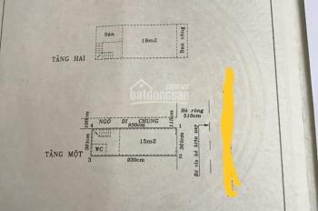 Bán nhà 3 tầng mặt đường Tô Hiệu, Lê Chân, Hải Phòng, giá 6.8 tỷ. LH 0906 003 186