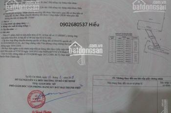 Cần tiền bán gấp đất gần MT Trần Đại Nghĩa, Tân Nhựt, Bình Chánh, 1tỷ2/80m2 có sổ, Hiếu: 0902680537