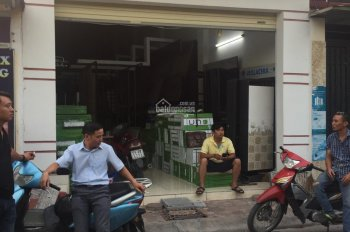 Chính chủ bán nhà mặt tiền thích hợp kinh doanh, phường Thạch Bàn, Long Biên, DT 102m2