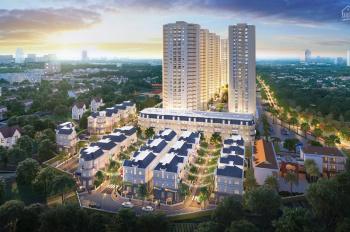 Biệt thự, shophouse Mipec City View Hà Đông - Liên hệ kinh doanh: 0938971111