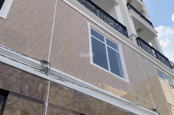 Nhà 3 lầu DTSD 225m2 hẻm 217 Bùi Đình Túy P. 24 Bình Thạnh, sổ hồng riêng, LH: 0776613388 (Điệp)