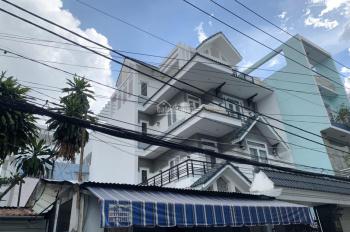 Bán siêu góc 3 mặt tiền Phạm Phú Thứ, DT 6.4 x 12m 4 tầng, giá 13 tỷ