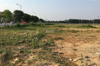 Cần chuyển nhượng 2 lô đất dự án trung tâm thương mại tại trục chính trung tâm H Quốc Oai 2860m2