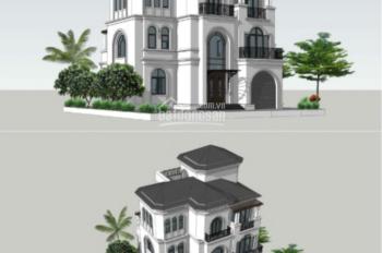 Cho thuê nhà mặt phố lô góc hai mặt tiền, ngân hàng, văn phòng, spa, showroom. LH 0913572439