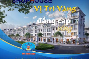 Giá giật mình rẻ nhất thị trường LK shophouse đường lớn 30m thông Nguyễn Xiển - Trần Điền