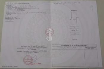 Cần tiền bán gấp miếng đất đẹp 287m2 thổ cư hết sổ, KCN VSIP 2 - Bắc Tân Uyên