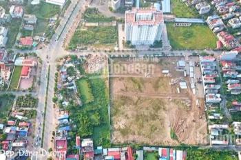 Chuyển nhượng lô góc hai mặt tiền view trung tâm thương mại dự án Hoàng Huy Mall