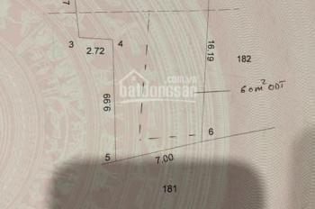 Bán đất ngay TT Bến Cát, giá 900tr, 151m2 thực tế 200m2, LL 0908194606 Nga