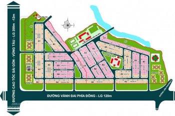 Chính chủ bán lô đất Khang An, DT 6x22m, giá 45 tr/m2, hướng Nam, LH 0971714050