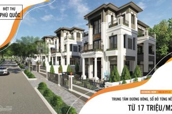 Đất shop house villa mặt tiền đường tránh 32m, gần TT Dương Đông, Phú Quốc, sở hữu vĩnh viễn
