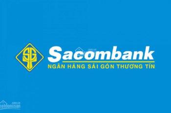 Ngân hàng Sacombank thông báo ngày 06/10/2019 HT phát mãi các hạng mục bất động sản tại TP. HCM