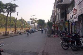 Hot nhất Thanh Xuân bán nhà mặt phố Giáp Nhất, 61m2x4 tầng, lô góc MT 4,8m, giá 14 tỷ