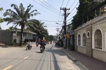 Bán đất mặt tiền đường Quang Trung, Quận 9, gần ngay ngã tư Thủ Đức, DT 5.3m x 21.5m, giá 10.6 tỷ
