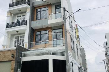 Bán căn nhà 3 lầu mới 100% đường 10, Hiệp Bình Chánh trong KDC Hưng Phú, LH: 0986998578