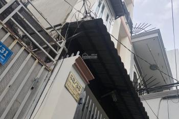 Bán nhà gần HXH Tân Kỳ Tân Quý, 3x9m, đúc 2 lầu, 3PN. Hẻm 4m chính chủ bán