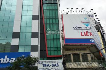 Cho thuê nhà biệt thự mặt tiền Mai Thị Lựu, P. Đa Kao, Quận 1, DT: 9x40m, trệt, 1 lầu, 9 phòng