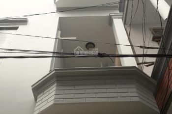 Bán nhà 1 trệt 2 lầu 4PN SHR hẻm 502/11 Huỳnh Tấn Phát, quận 7 DT 4x14m giá 4,3 tỷ, LH 0911443499