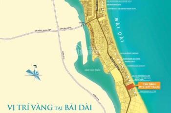 Cần bán biệt thự biển nghỉ dưỡng Cam Ranh Mystery Villas, (rẻ hơn chủ đầu tư 4 tỷ)