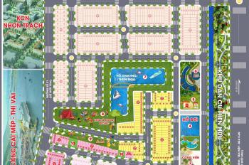 Long Thành Airport City MT 32m chiết khấu ngay 9% SHR, XDTT giá chỉ 7,5tr/m2, LH: 0902 737555