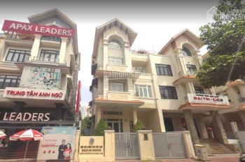 Nhà 4 lầu có thang máy mặt tiền Nguyễn Thị Thập khu Him Lam 95tr