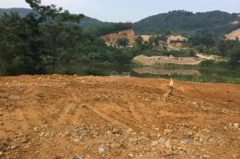 Cần bán 200m2 thổ cư mặt hồ gần Đại Lộ Thăng Long, Đồng Chằm, Đông Xuân, Quốc Oai, HN