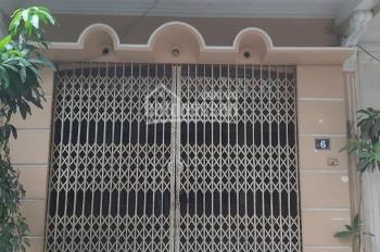 Cho thuê nhà ngõ 120 phố Trần Cung. DT 40m2 x 4 tầng, ngõ ô tô đậu cửa, giá 12 triệu/tháng