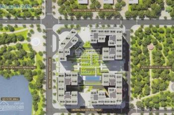 Gia đình cần bán lại căn 260m2 ban công ĐN tòa nhà Mandarin Hoàng Minh Giám