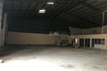 Cho thuê kho xưởng đường Lê Trọng Tấn gần KCN Tân Bình, 820m2 xe container vào 24/24