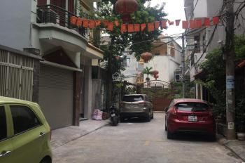 Nhà mặt ngõ phố Tân Mai,ngõ oto,S=64m,MT=4,3m,SĐCC, giá 7,9 tỷ xây 5 tầng