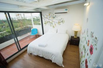 Cần cho thuê gấp hotel full nội thất, 444 Tân Phú, Q7, HCM, 10PN, 11WC, thang máy, 86 tr/tháng