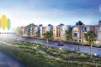 Bán gấp Nhà phố Palm Residence (6x17) - View Sông thoáng mát - Giá chênh nhẹ - LH: 0356 883 439