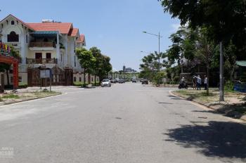 Bán lô góc biệt thự Tây Nam Linh Đàm, DT 250m2, 2 mặt đường, vị trí đẹp, kinh doanh tuyệt vời