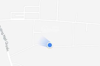 Cần bán lô đất hẻm nhựa 8m đường Ngô Quyền, xã Biển Hồ, TP. Plei Ku, Gia Lai