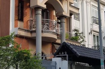 Bán biệt thự 8x25m mặt tiền đường số khu Đô thị Nam Long-Trần Trọng Cung, Quận 7