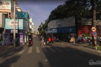 Bán nhà hẻm 306 Nguyễn Thị Minh Khai, quận 3 - Ngang 8m dài 10m giá 17,5 tỷ thương lượng