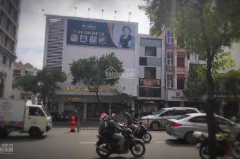 Cho thuê nhà góc 2 mặt tiền Trần Phú quận 5 ngay vòng xoay An Dương Vương đường 2 chiều 9x23m 4 tấm