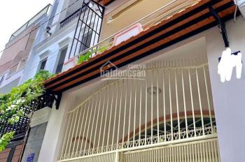 Kẹt tiền bán gấp nhà 4x20m trệt + lầu đúc HXH 125 Bùi Đình Túy, P24, giá 6,7tỷ SHCC