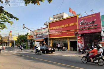 Bán gấp nhà mặt tiền Trần Hưng Đạo, DT 258m2, thổ cư 157m, giá 35 triệu/m2